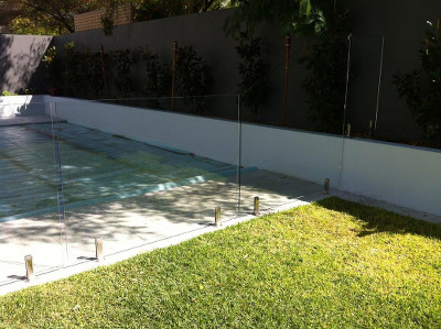 Glass Fencing Amp Balustrade Surface Protection Coating
