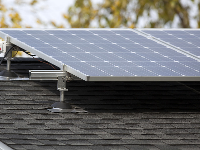 Solar Panel Protection job